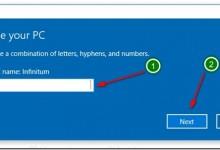ویندوز ۱۰: روش تغییر نام کامپیوتر