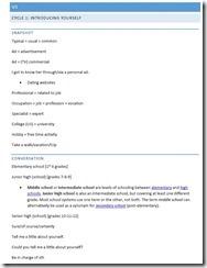 Interchange-Intro-vocabulary-screenshot