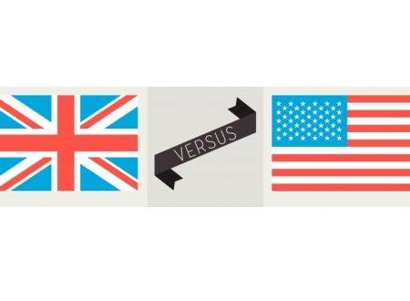 تفاوت واژگان رایج انگلیسی بریتانیایی و آمریکایی