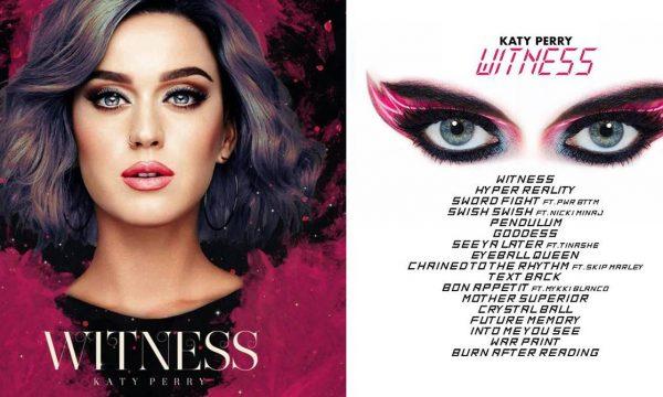 متن و ترجمه ترانه های آلبوم «شاهد» کیتی پری