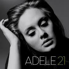 جلد آلبوم 21 آدل