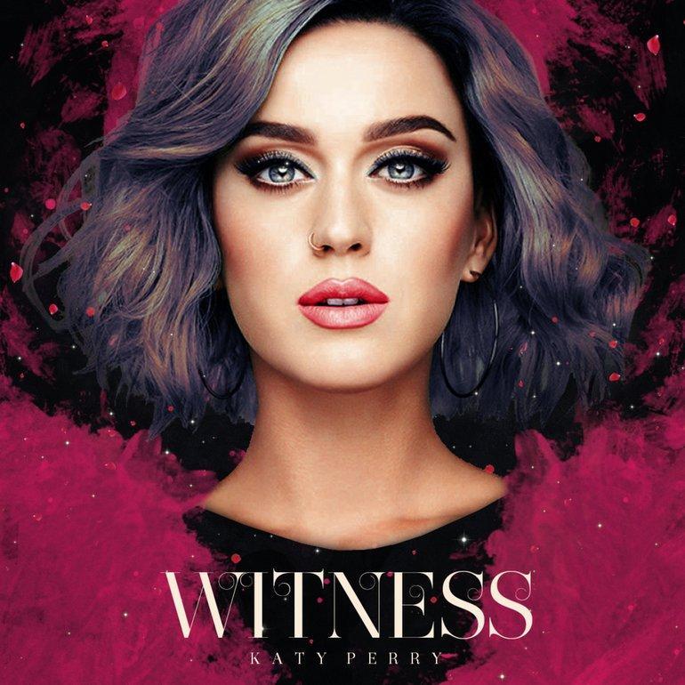 جلد آلبوم شاهد کیتی پری