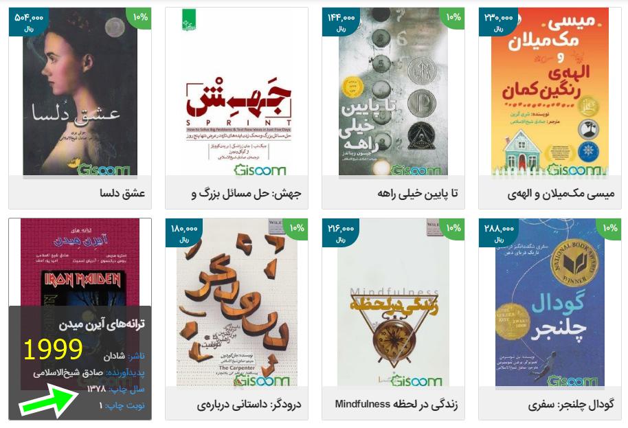 کتابهای ترجمه شده توسط صادق شیخالاسلامی